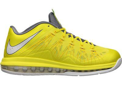 Pánská basketbalová obuv AIR MAX LEBRON X LOW  5004042355f