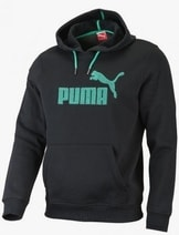Pánská mikina Puma SP Hooded Sweat, Fleece